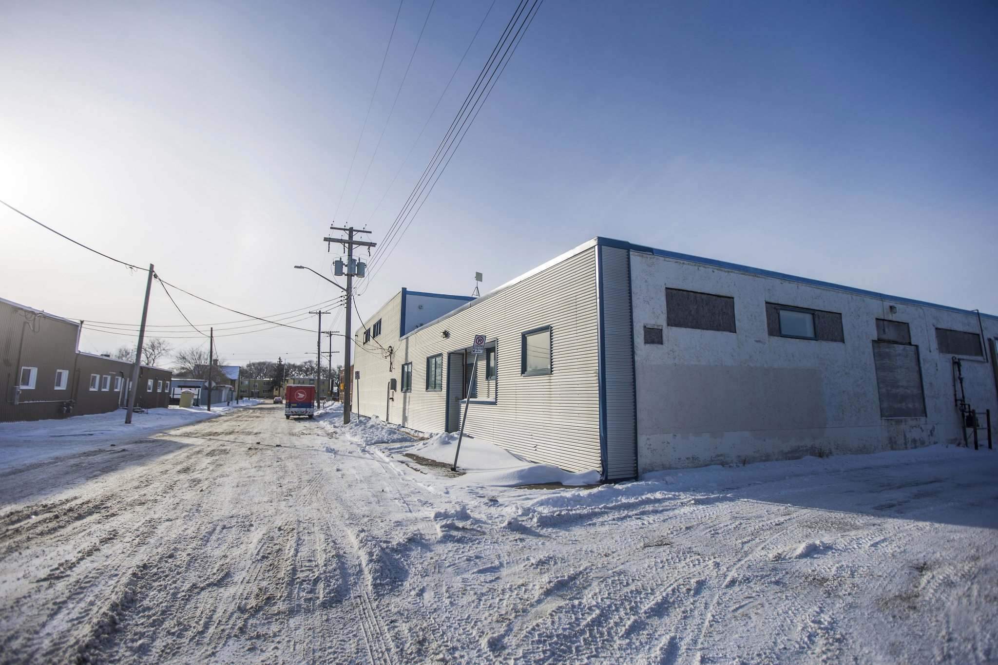 MIKAELA MACKENZIE / WINNIPEG FREE PRESS</p><p>The city's archives are housed in a nondescript building on Myrtle Street.</p>