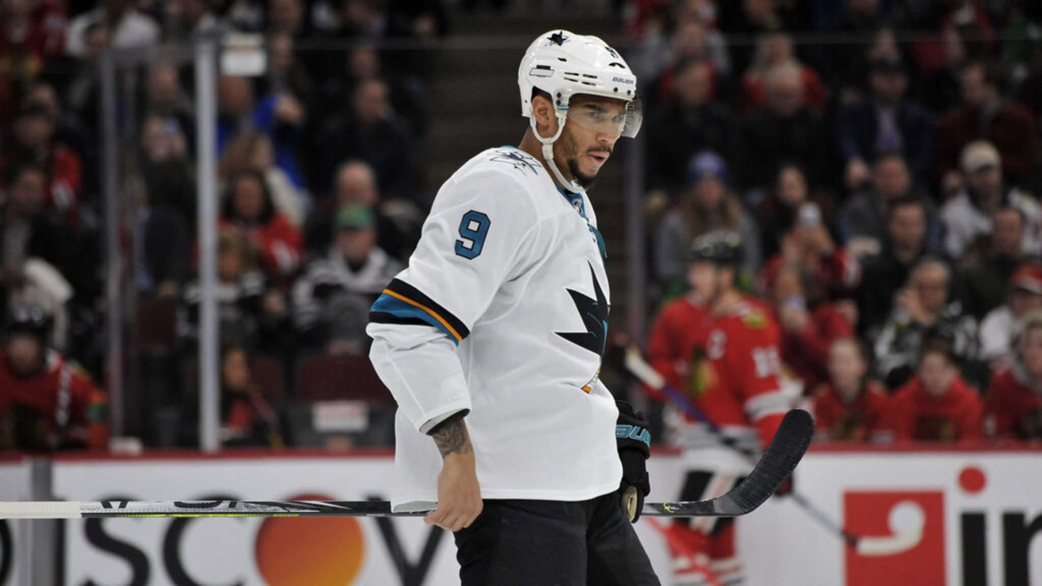 Evander Kane files for bankruptcy despite 49 million dollar contract