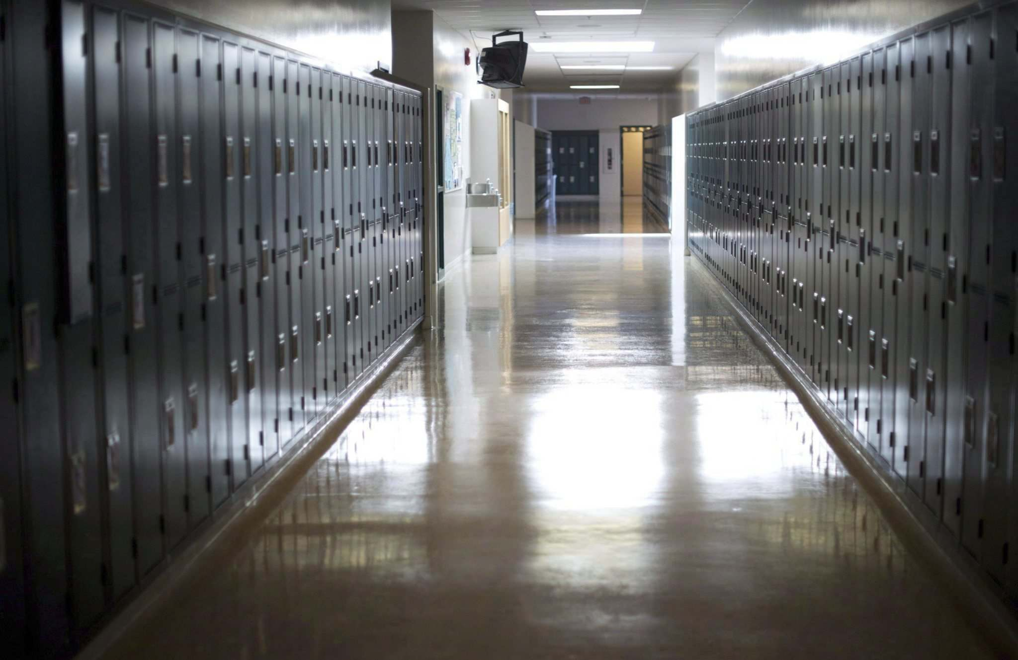 Jonathan Hayward / The Canadian Press</p>  Per Pembina Trails' standard of behaviour, students are expected to show respect for the rights, property and safety of themselves and others.