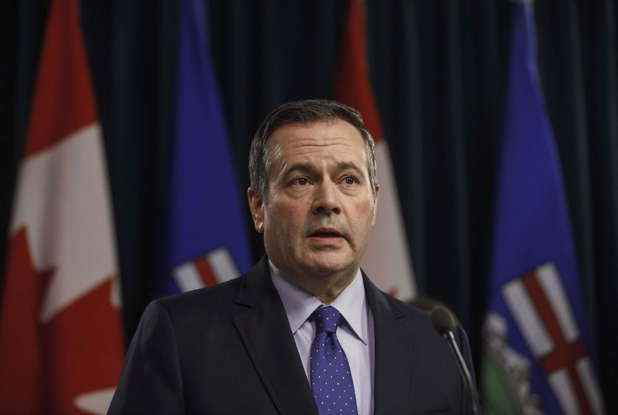 Alberta Premier Jason Kenney believes he is dealing with a conspiracy of Hollywood celebrities and California tree-huggers bent on persecuting Alberta and shutting down its oil industry.