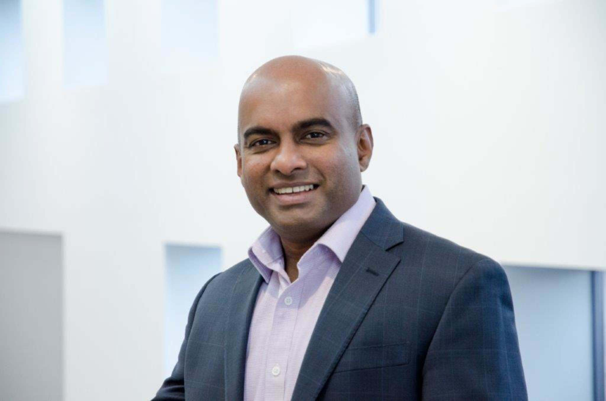 SUPPLIED</p><p>Vajira Pathirana, director, power delivery and integration for Western Canada.</p>