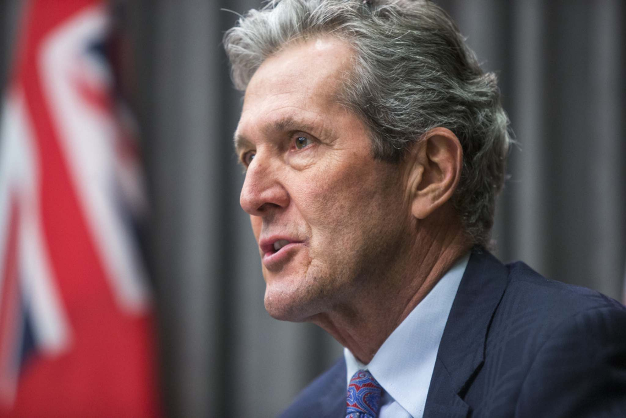 MIKAELA MACKENZIE / WINNIPEG FREE PRESS</p><p>Premier Brian Pallister's government has hired a COVID-19 immunization director but has refused to reveal who it is.</p>