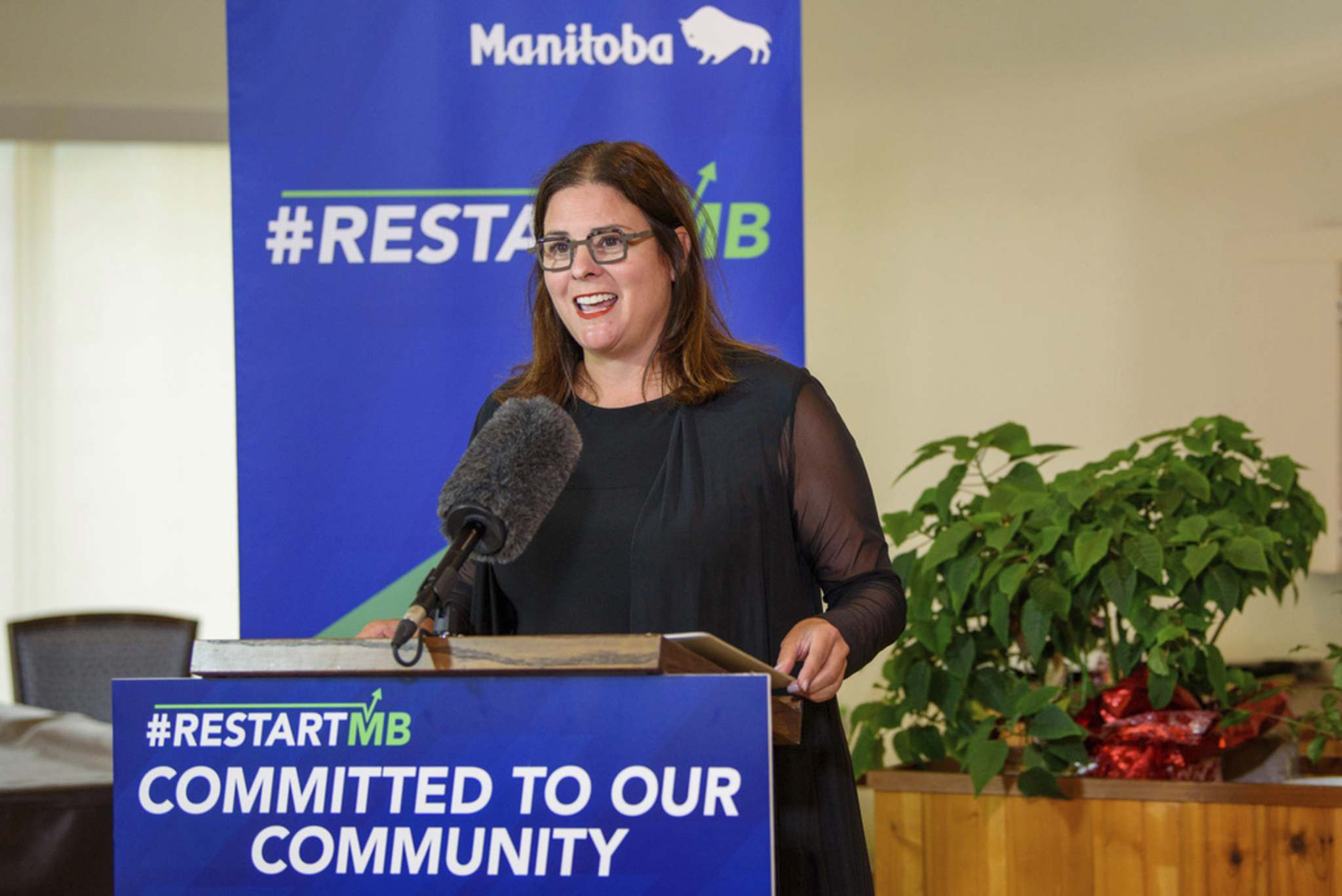 JESSE BOILY / WINNIPEG FREE PRESS FILES</p><p>Health Minister Heather Stefanson announced a plan to forge ahead with the second wave of health-care restructuring, Wednesday.</p>
