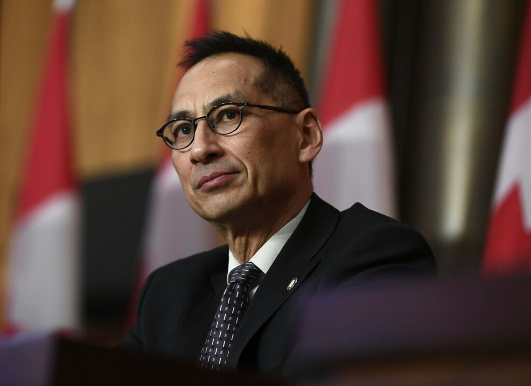 Deputy Chief Public Health Officer Dr. Howard Njoo. THE CANADIAN PRESS FILES/Justin Tang</p>