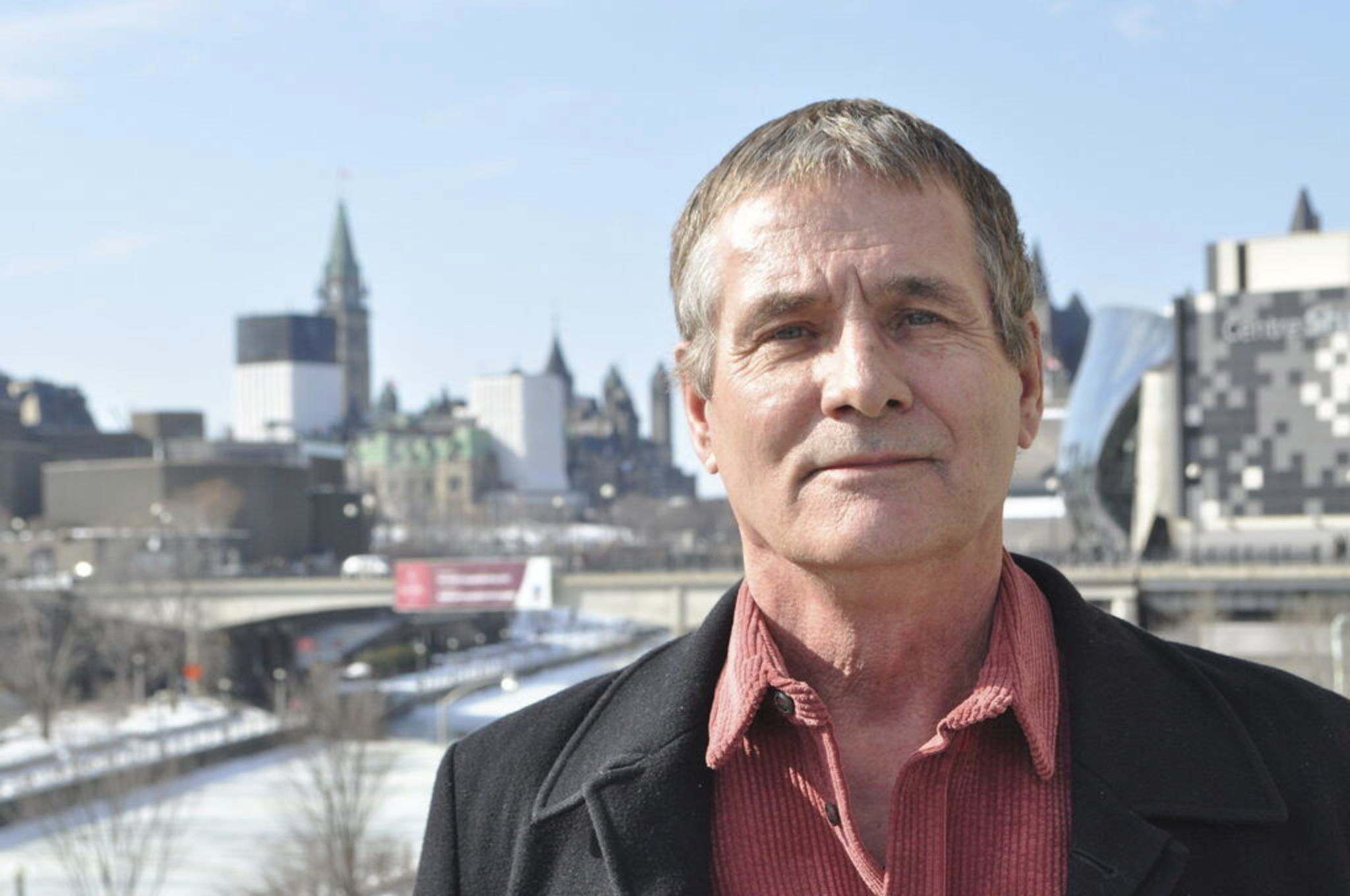 DYLAN ROBERTSON / WINNIPEG FREE PRESS FILES</p><p>David Milgaard is pushing for a formal process for those who feel they've been wrongfully convicted to apply for a review.</p>