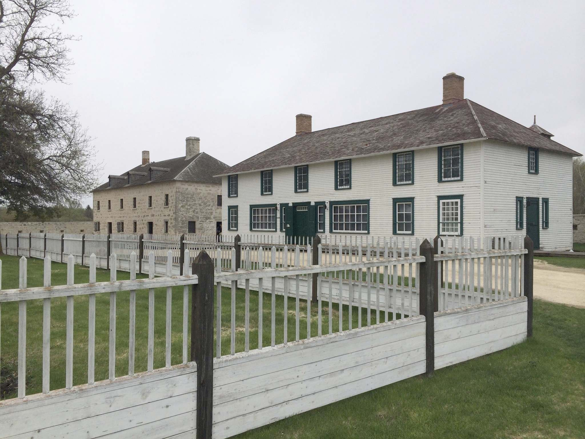 Early breweries in Manitoba included Stone Fort, operating out of Lower Fort Garry and supplying provisions to the Royal First Warwickshire of Foot, a regiment stationed there to bolster British dominance in the settlement and ward off a potential invasion by the United States. (Steve Lambert / The Canadian Press files)</p>