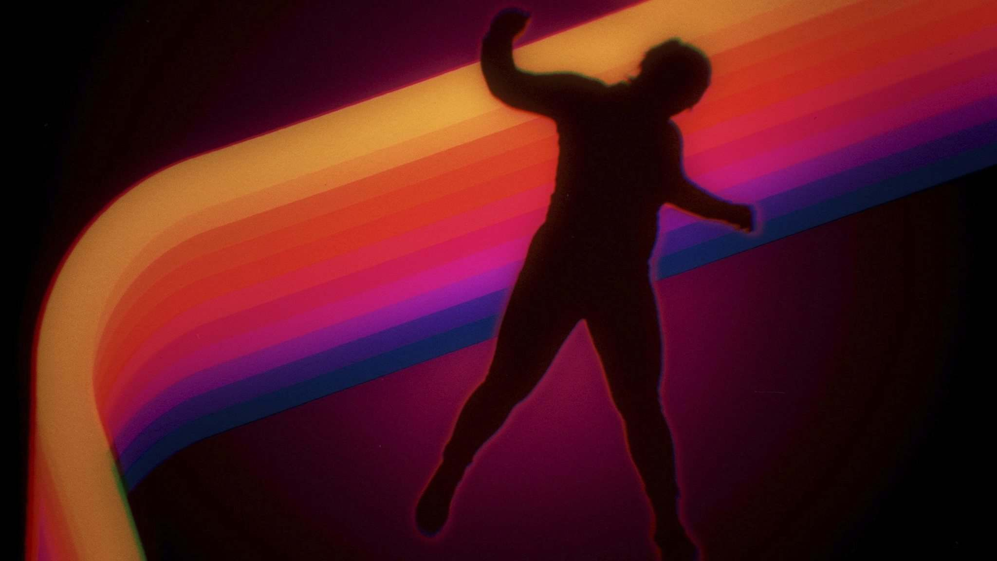 Dancer Maribeth Tabanera is transformed into a silhouette in the music video for Respect the Gift, a new single by singer-songwriter Adrian Sutherland.</p>