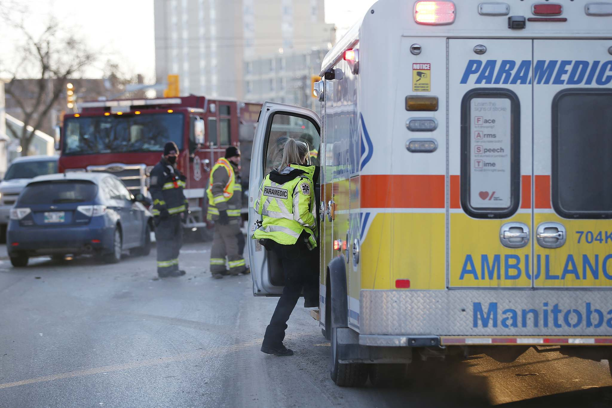 Winnipeg firefighters and paramedics were amalgamated into one department in the late 1990s. Animosity between the two sides has continued unabated for nearly 25 years.</p>