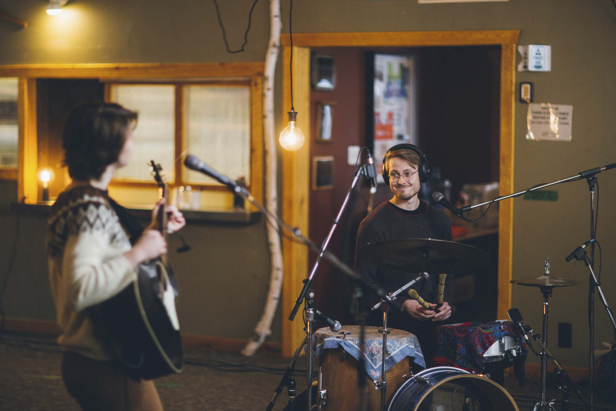 BNB Studios</p><p>Slow Spirit's pre-recorded concert can be viewed tonight at 6 p.m.</p>
