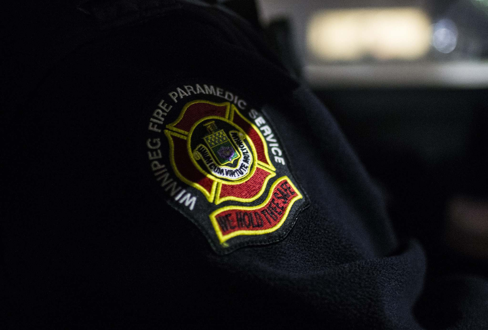 The Winnipeg Fire Paramedic Service is asking its employees to disclose their vaccination status, according to an internal department memo leaked to the <em>Free Press</em>. (Mikaela MacKenzie / Winnipeg Free Press files)</p>