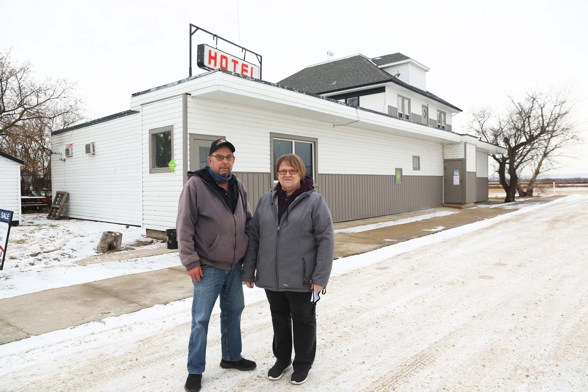 MIKE DEAL / WINNIPEG FREE PRESS FILES  Three months after Premier Brian Pallister publicly shamed the Corona Hotel in Glenella for receiving a $1,296 ticket from an inspector who deemed people drinking and playing pool were in violation of the health order, owner Bob Fuglsang is still waiting to find out if he'll have to pay the fine.