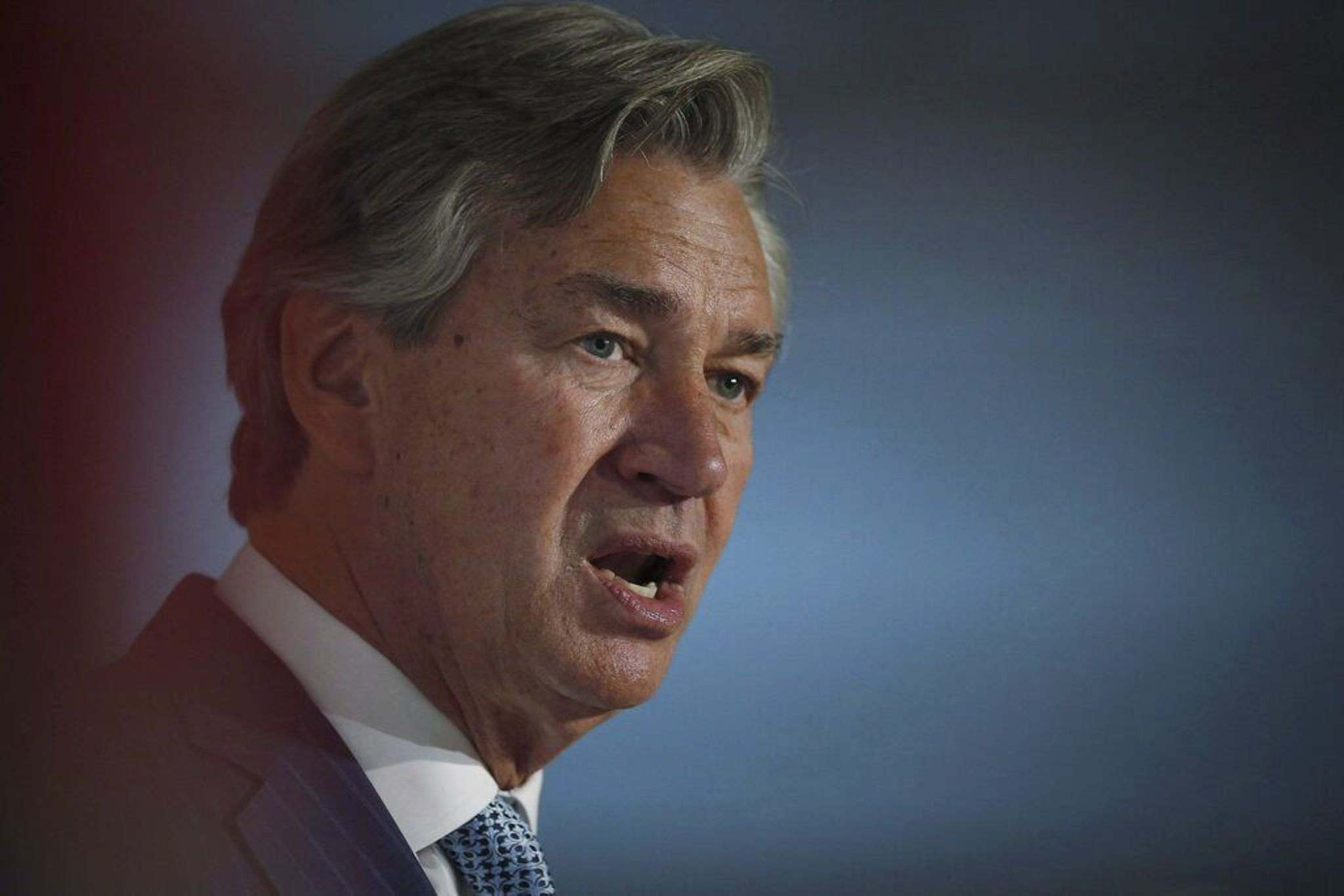 Former premier of Manitoba and Canadian ambassador to the United States Gary Doer. THE CANADIAN PRESS FILES/John Woods</p>