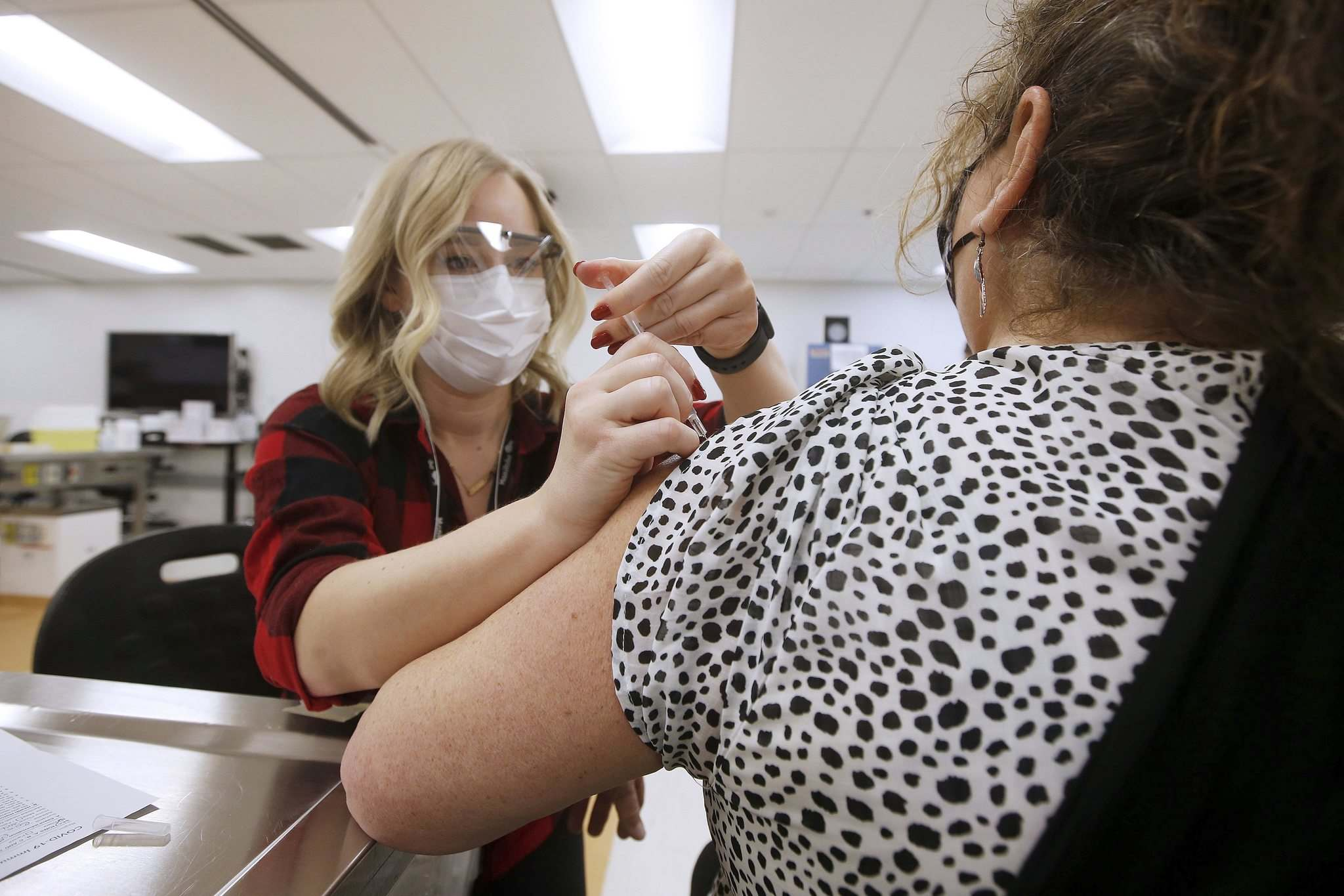 Manitoba expects to be able to provide a single shot of the vaccine to all adult Manitobans as early as May 18.