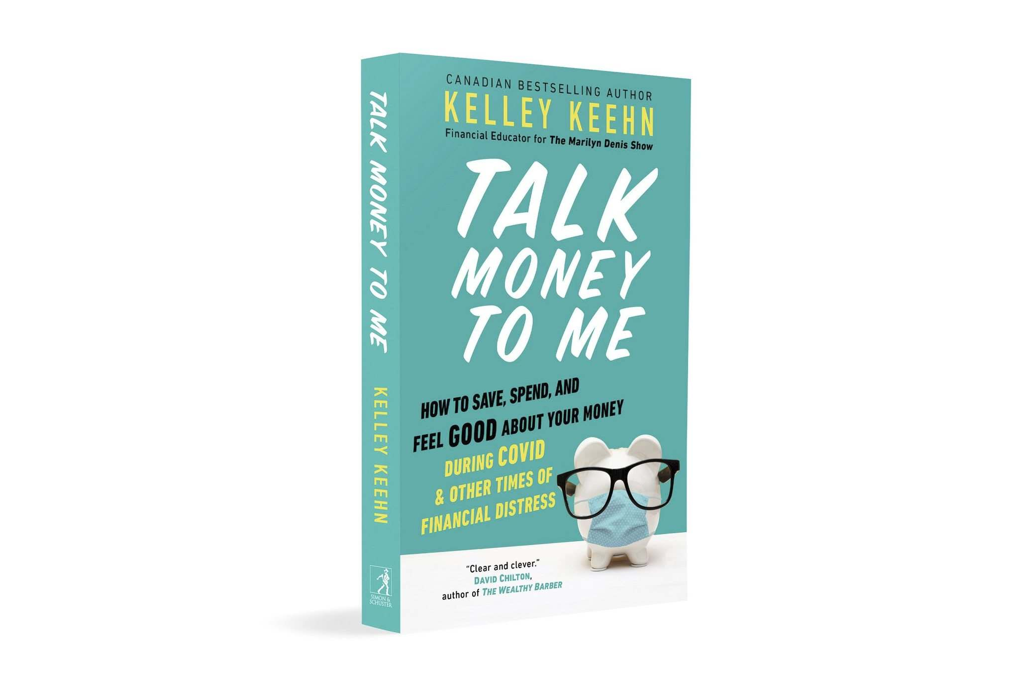 SUPPLIED</p><p>Keehn's Talk Money to Me: How to Save, Spend and Feel Good About Your Money During COVID and Other Times of Financial Distress</p>