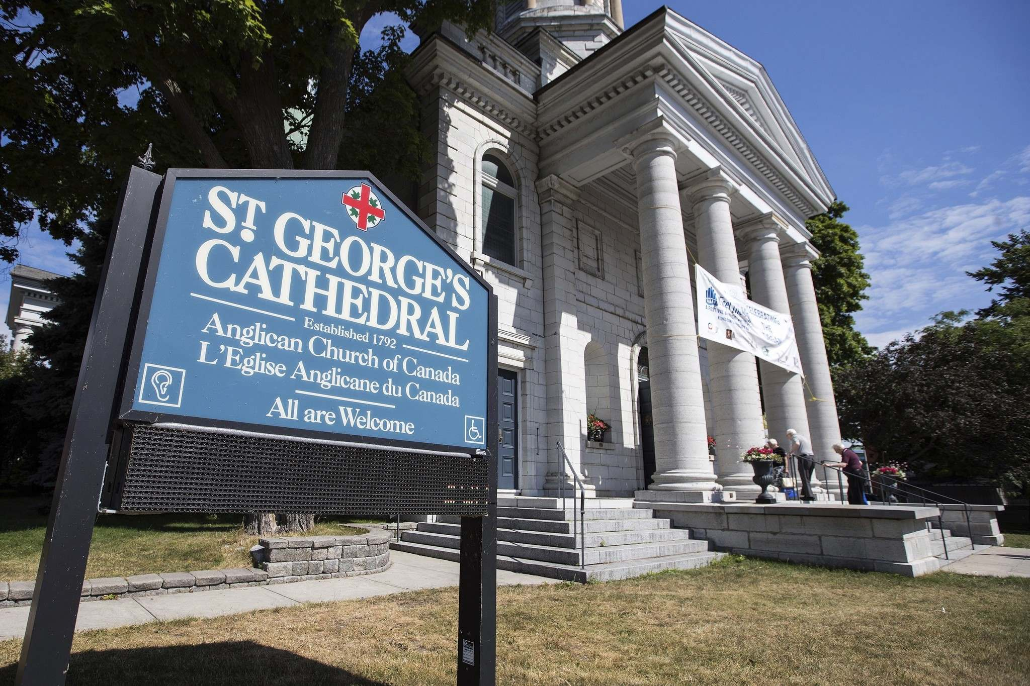 LARS HAGBERG / THE CANADIAN PRESS FILES</p><p>The Anglican Church of Canada General Synod recently voted in favour of a resolution that would allow the church to bless same-sex marriage.</p>