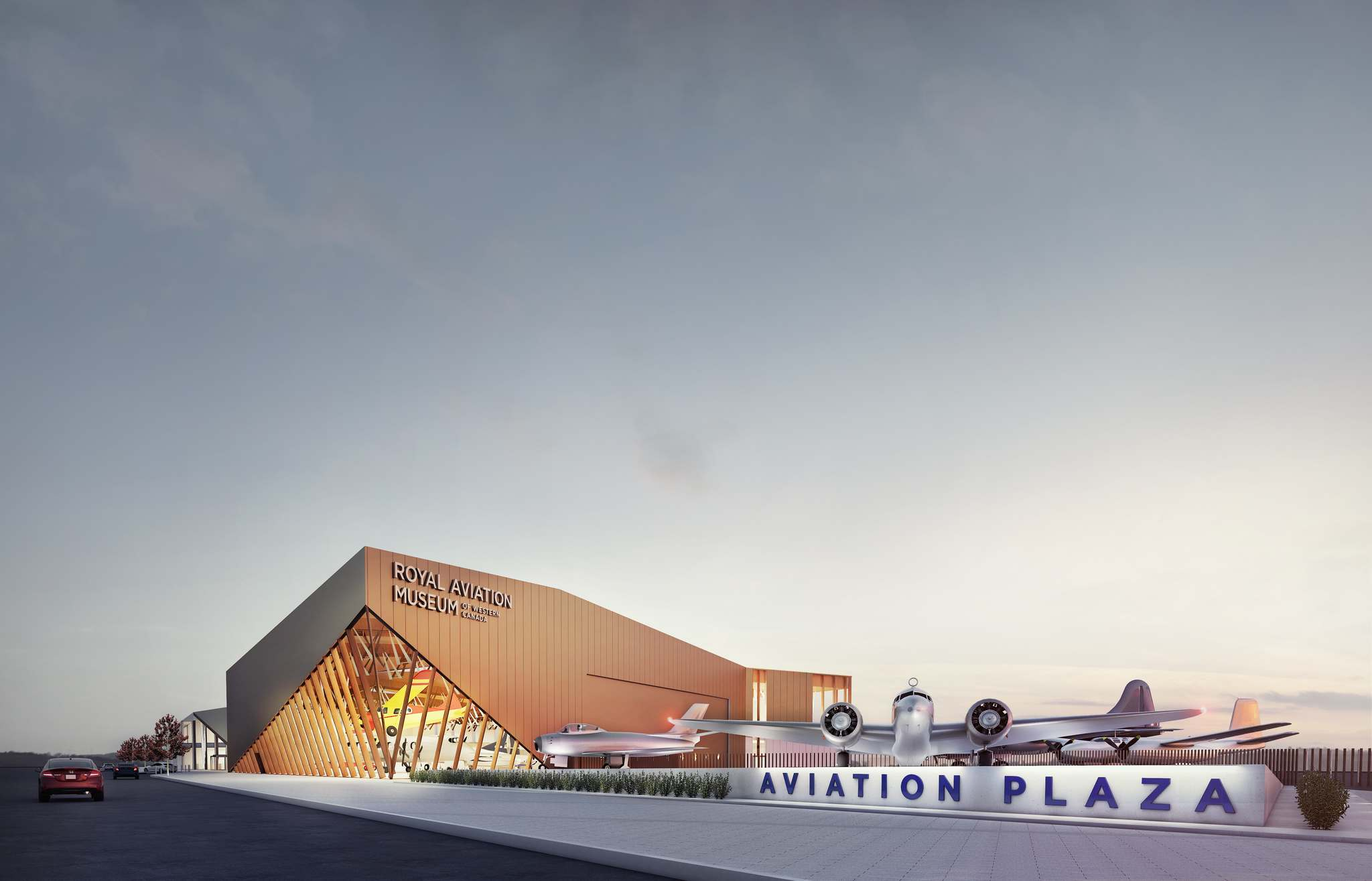 It'll be a homecoming when the planes all return to the 86,000 square-foot museum — about the size of a Canadian football field — and join two newly restored aircraft that will be added to the exhibits.