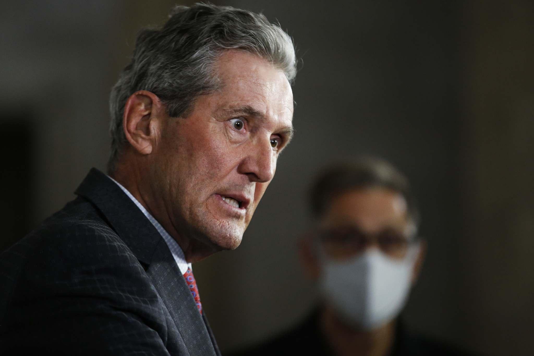 Premier Brian Pallister responded by digging in his heels, indicating the province will keep fighting.