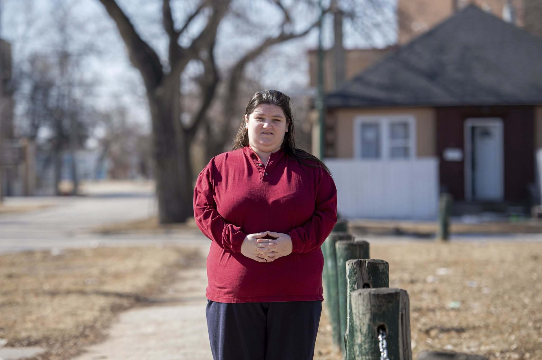MIKE SUDOMA / WINNIPEG FREE PRESS</p><p>Jacqueline Rieu is a parent volunteer with the grassroots organization Fearless R2W, an organization dedicated to helping families navigate the CFS system.</p>