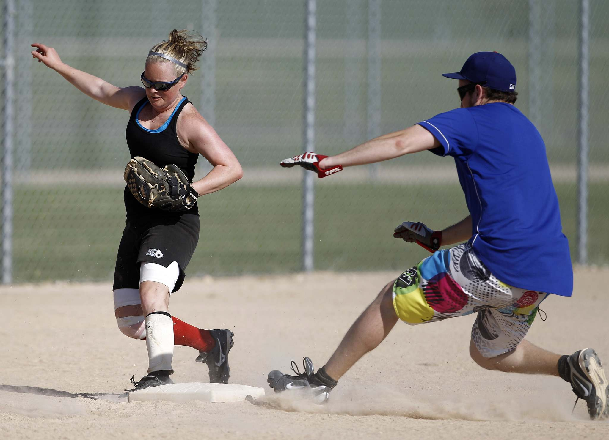 TREVOR HAGAN / WINNIPEG FREE PRESS FILES</p></p><p>Even with more positive cases and variants now in play, registration to play slo-pitch has gone up this summer.</p>