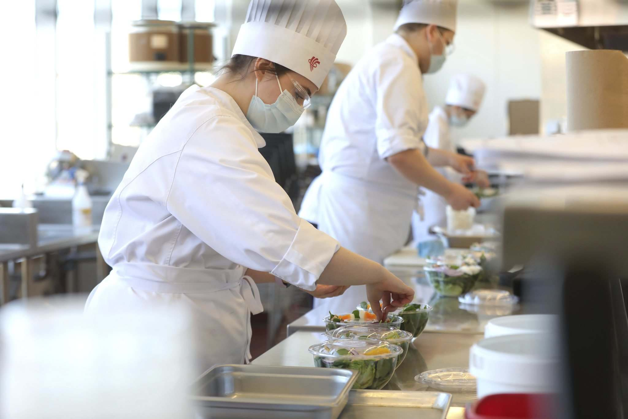 irst-year Red River culinary arts students have adjusted to an altered curriculum in light of the state of the restaurant industry.</p>