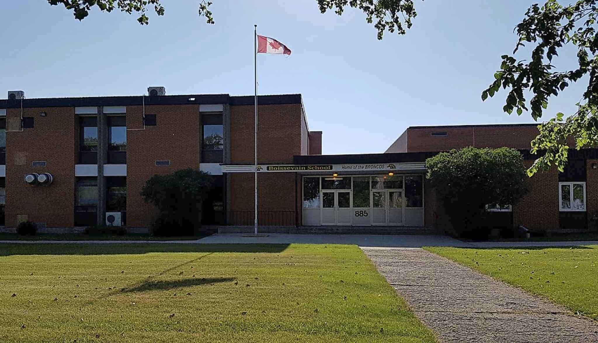 GOOGLE MAPS</p><p>A COVID-19 outbreak has been declared at the Boissevain School. </p>