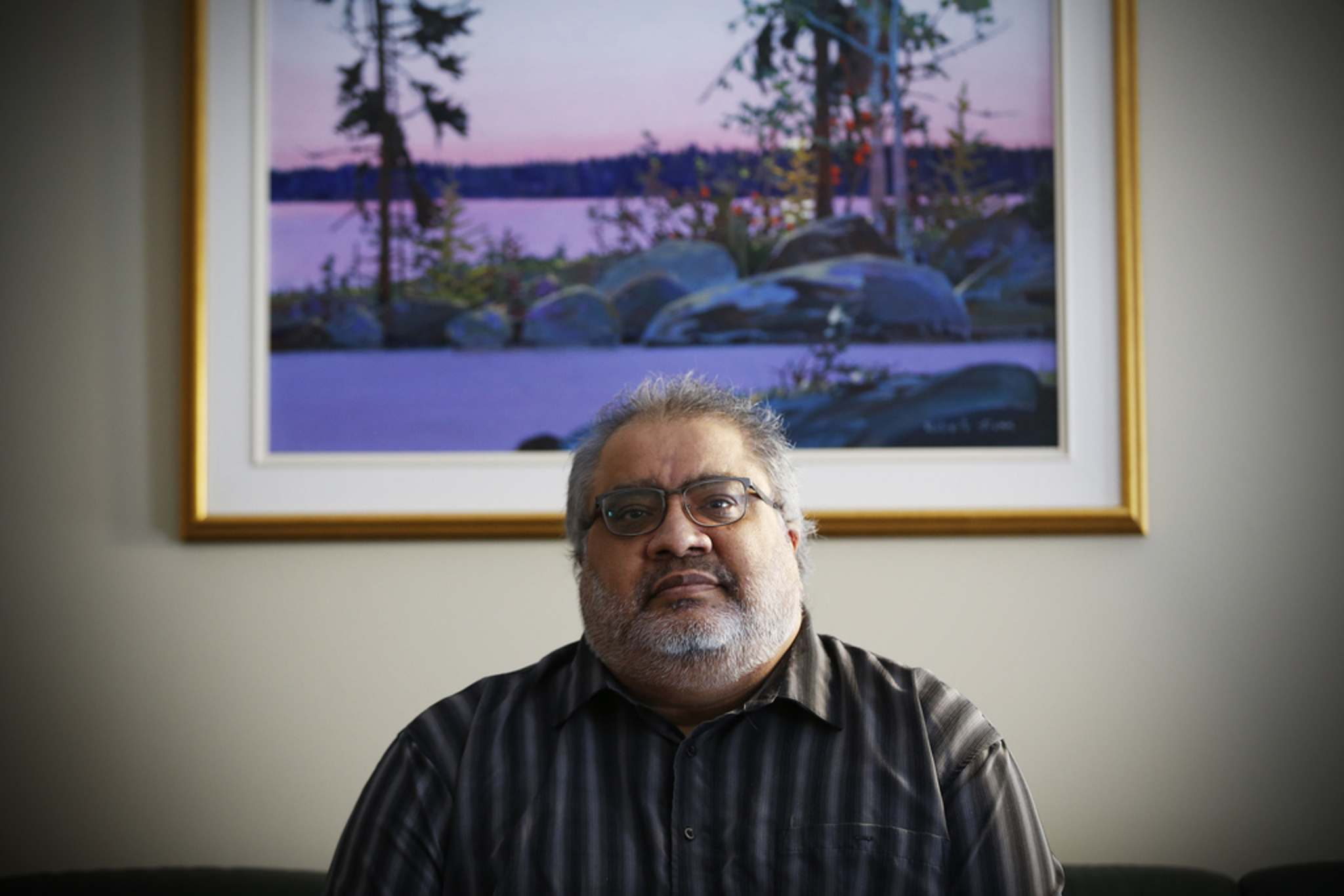 JOHN WOODS / WINNIPEG FREE PRESS</p><p>Dr. Anand Kumar warns that without 85 percent of the population immunized COVID-19 will continue to circulate.</p>