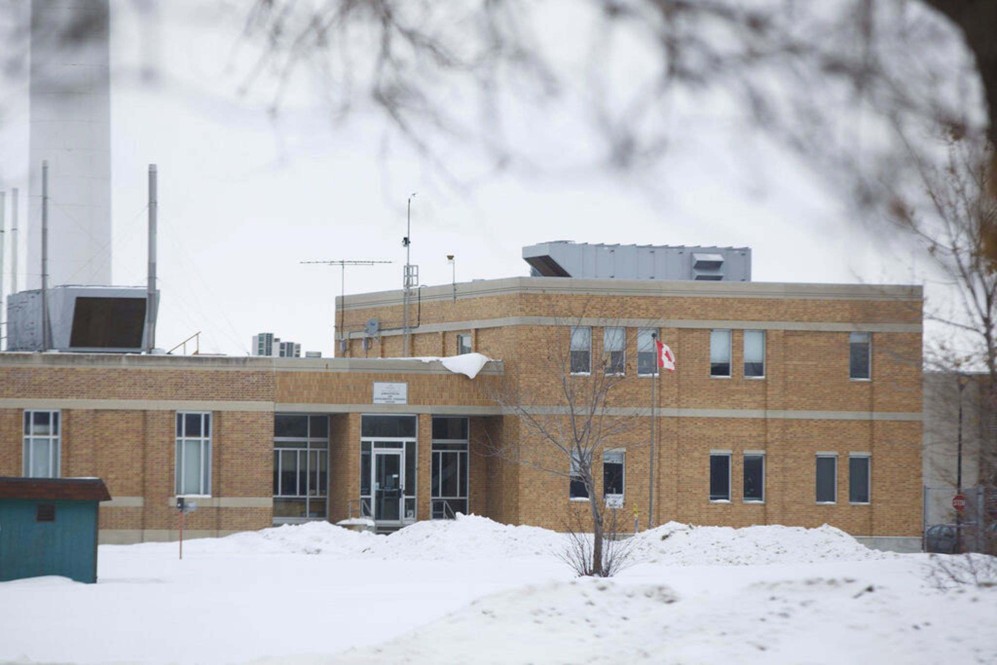 The north end treatment plant upgrade is expected to cost an additional $65 million after bids to design its headworks facilities came in above the asking price. (Mike Deal / Winnipeg Free Press files)</p>