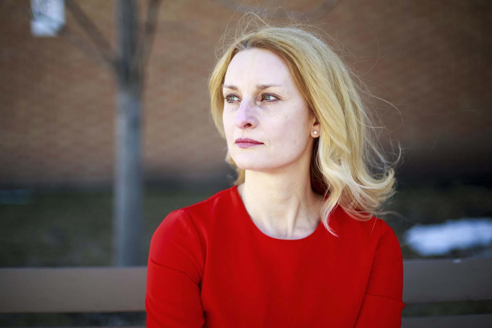 """Dr. Andrea Piotrowski, a Winnipeg clinical psychologist, says some people may be experiencing an """"echo pandemic"""" because of high levels of anxiety and depression that can effect how they face a looming third wave. (Mike Deal / Winnipeg Free Press)"""