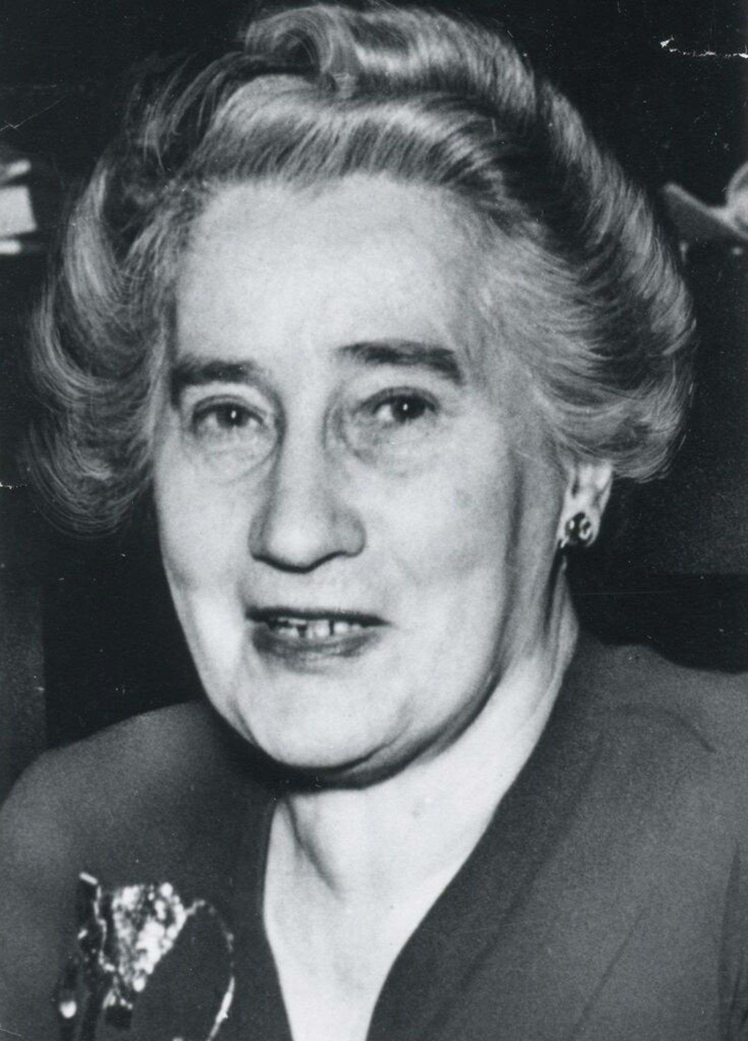 Agnes MacPhail, Canada's first female Member of Parliament, was a prison reformer who said the conditions at Stony Mountain were 'dangerous and unfit for habitation.'</p>