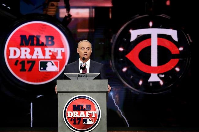 Clemens' son among familiar names on Day 2 of MLB draft