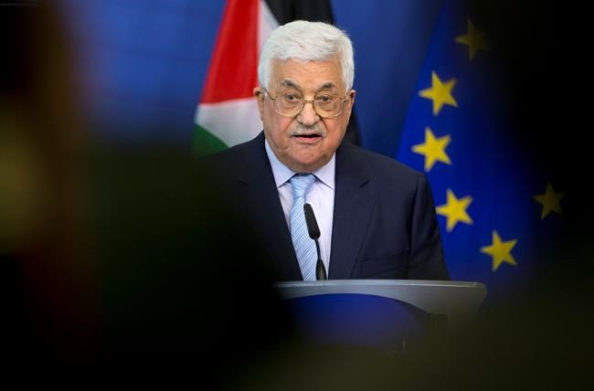It is Time to End the Israeli Occupation, Says Palestinian President