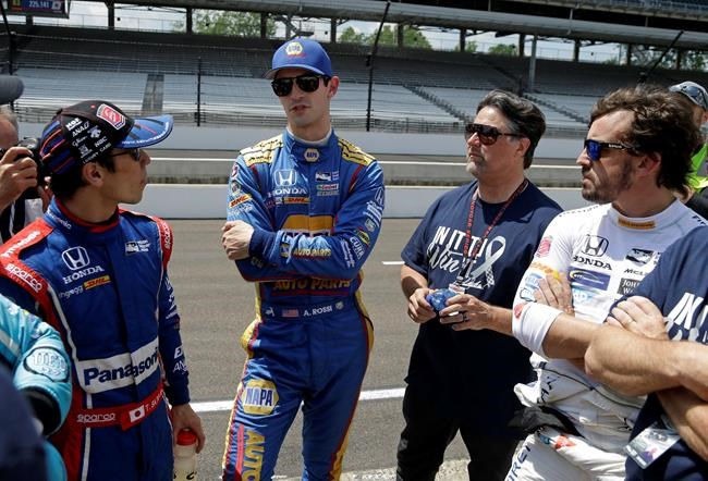 Formula One's Fernando Alonso adds interest to this year's Indy 500