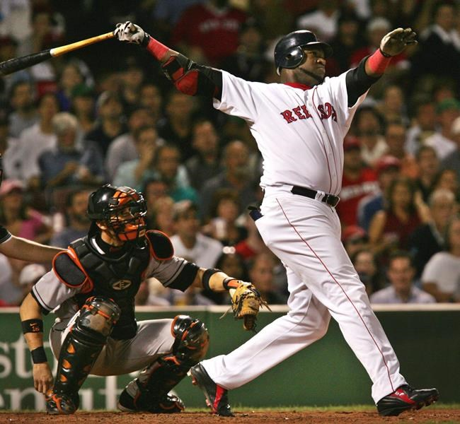 David Ortiz now has a street named after him near Fenway Park