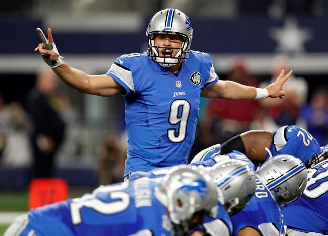 Matthew Stafford has no timetable for extension, not anxious about terms