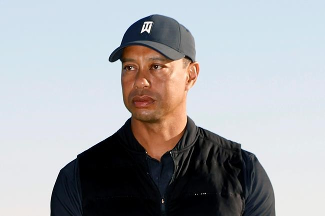 Tiger Woods taken to hospital after serious car crash | Offside