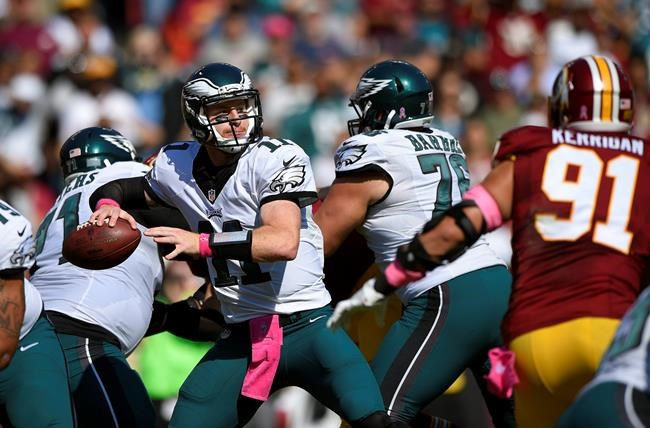 NFL Sunday odds roundup: Eagles seek an upset against rival Cowboys