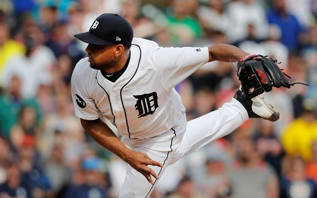 Tigers Release K-Rod, Call Up Bruce Rondon from Toledo