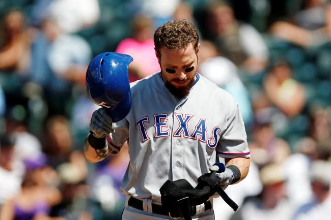 Rangers Release Josh Hamilton, Who Will Undergo Knee Surgery