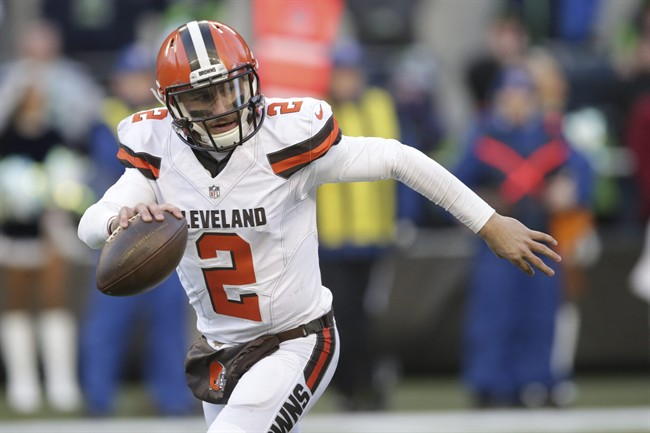 Cleveland Browns Quarterback Johnny Manziel Questioned By Police After Incident at Home
