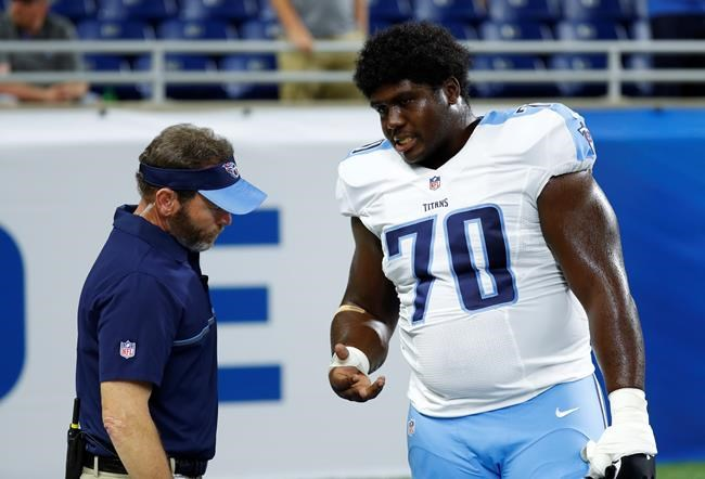Curtis Riley added to active roster, Chance Warmack goes to IR