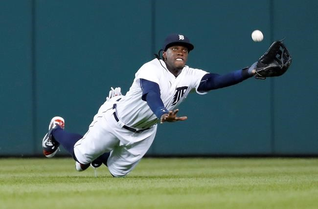 Tigers to trade outfielder Cameron Maybin to Angels