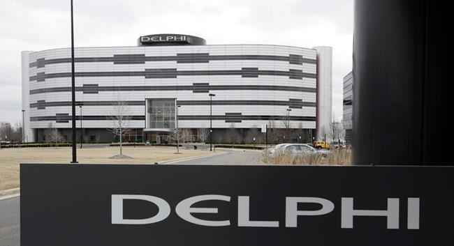 Delphi joints BMW, Intel, Mobileye self-driving auto group
