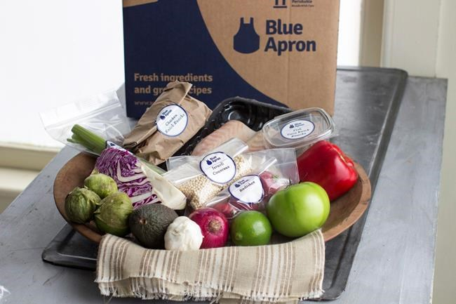 Blue Apron Drops IPO Price Amid Concern Over Competition From Amazon