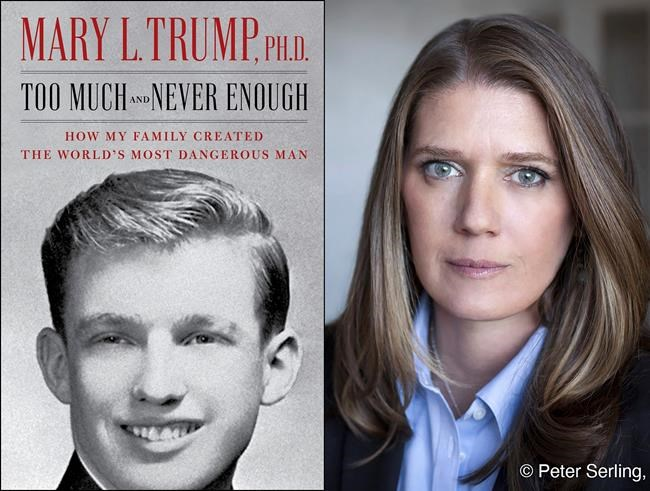 Mary Trump's book: 4 of the most shocking claims