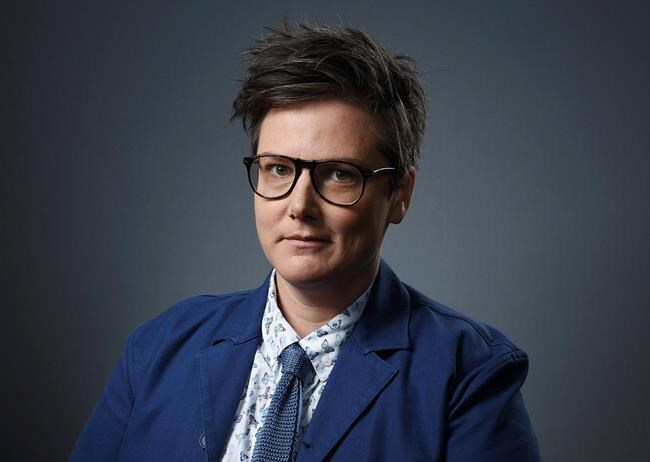 Australian comedian Hannah Gadsby (Chris Pizzello / The Associated Press files)