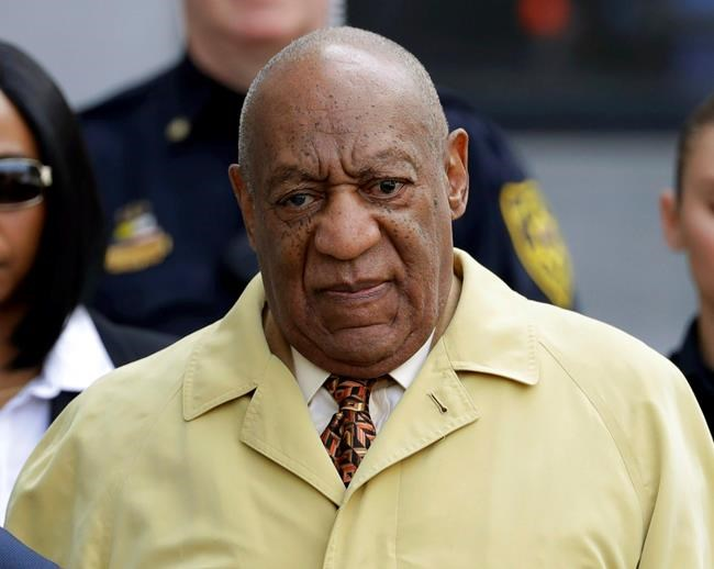 Cosby can't send out special jury questionnaires