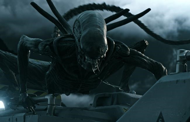 'Alien: Covenant': 'Last Supper' prologue to new Ridley Scott film