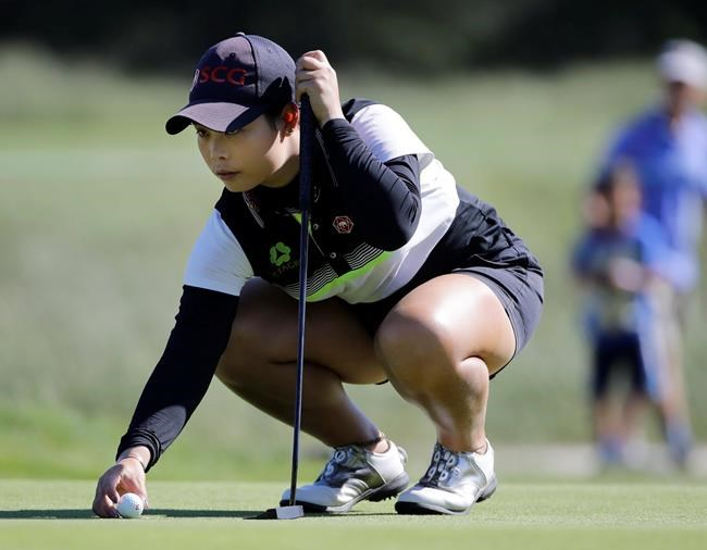 Jutanugarn claims women's golf No.1