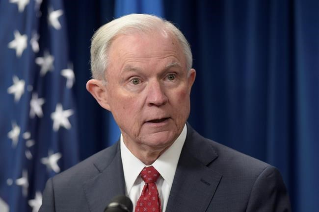 AG Sessions to appear before Senate intelligence committee