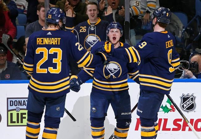 Are the Buffalo Sabres for real this time?